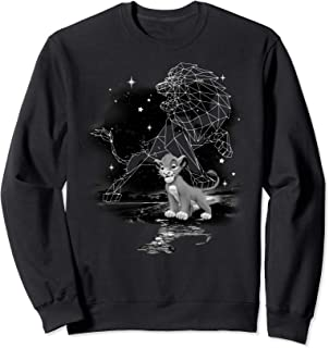 Disney Lion King Young Simba Star Gazing Sweatshirt