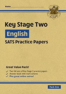 New KS2 English SATS Practice Papers: Pack 1 - for the 2022 tests (with free Online Extras)