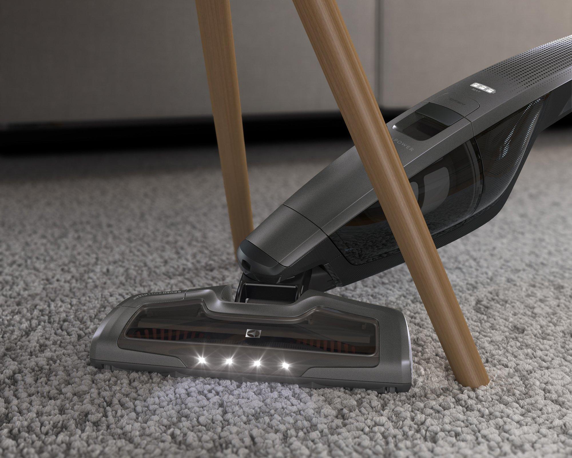 Electrolux EUP84IGM aspiradora de pie y escoba eléctrica Sin bolsa ...