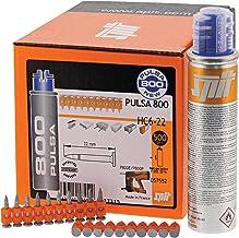 Spit – Nagels HC6 22 + gas P800 voor beton en ijzer.