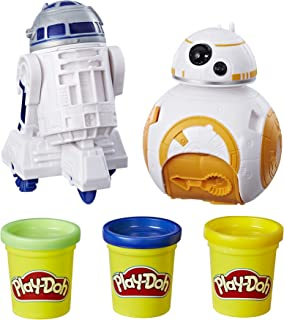 Play-Doh Star Wars BB-8 and R2-D2 (Amazon Exclusive)
