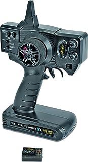 Carson 500500048 FS Reflex X1 2 canaux 2.4G-Accessoires pour véhicule, Compatible Tamiya KIT, modélisme, récepteur, RC Spa...