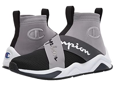 Champion Rally Crossover (Concrete/Black) Men