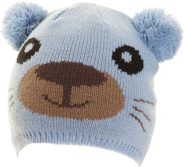 Trespass Childrens//Kids Bamboo Panda Design Beanie Hat