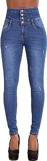 Amazon.es: pantalones mujer jeans: Ropa