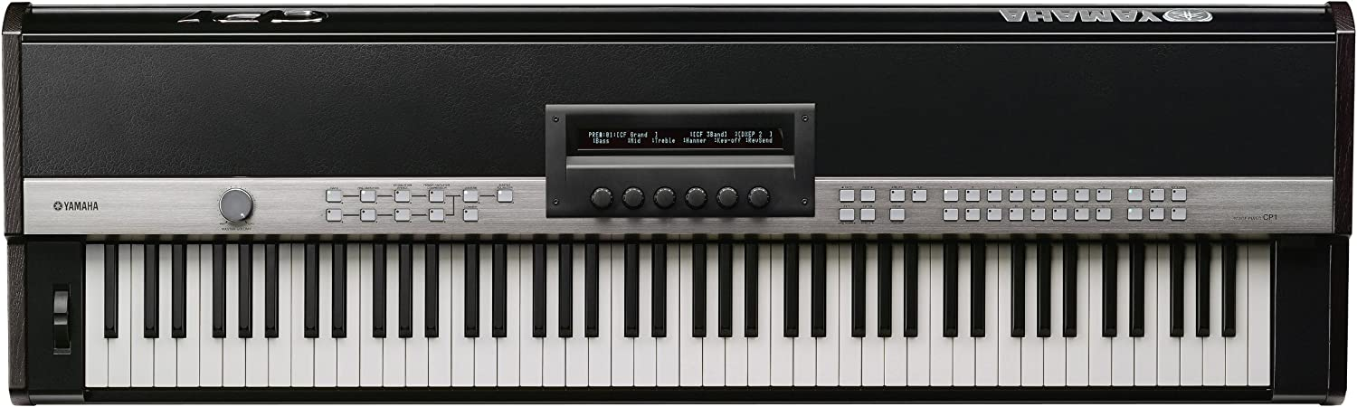 Yamaha CP1 Premium Stage Outlet ☆ Free Max 85% OFF Shipping Piano with 3-Peda Natural Keys Wood and