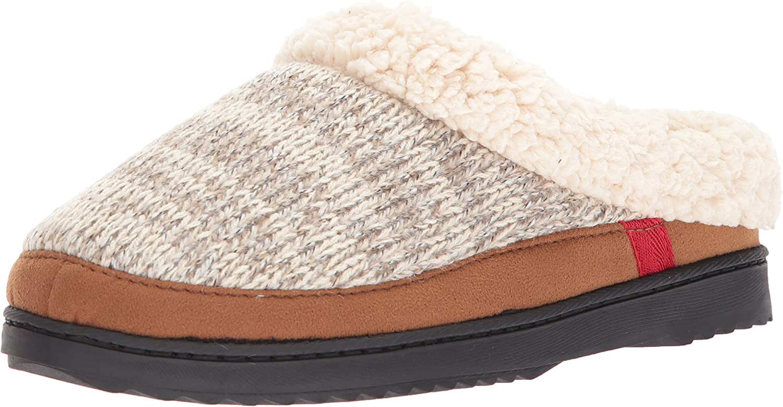 Dearfoams Women's Marled Knit Clog