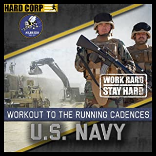 Workout to the Running Cadences U.S. Navy Seabees