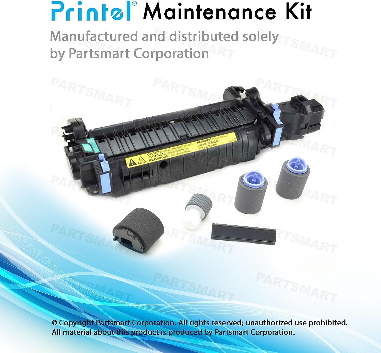 Printel Compatible MK-CP4025-110 Maintenance Kits (110V) for HP Color Laserjet CP4025, Color Laserjet CP4525, Color Laserjet Enterprise CM4540, M651, M680, with RM1-5550-000 Fuser Included
