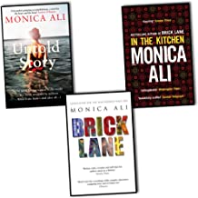 Monica Ali 3 Books Collection Pack Set RRP: £23.97 (Brick Lane, Untold Story, In The Kitchen)
