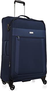 Antler 3905113015 Translite 4W Large Roller Case Suitcases (Softside), Blue, 81 cm
