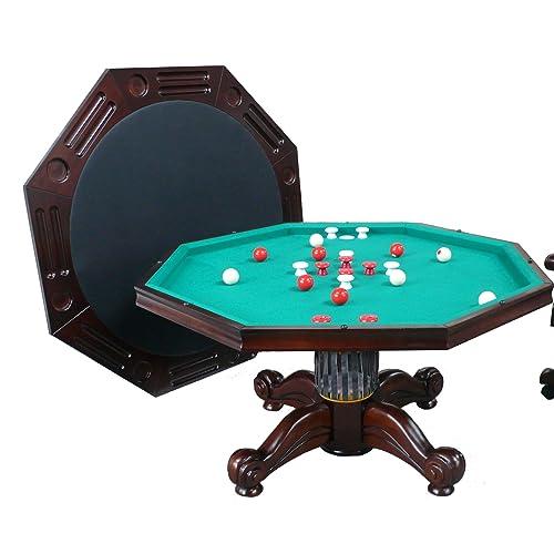 Bumper pool post /& ring set
