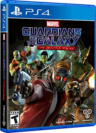 Marvels Guardians of the Galaxy: The Telltale Series - PlayStation 4