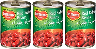 Del Monte Canned Red Kidney Beans 400 gms (Pack of 3)