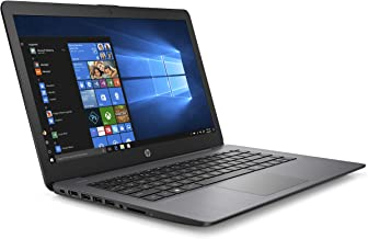 2019 HP Stream Laptop 14inch, Intel Celeron N4000, Intel UHD Graphics 600, 4GB SDRAM, 32GB SSD, HDMI, Win10, 14-cb164wm Br...