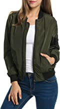 Best green bomber jacket womens plus size Reviews