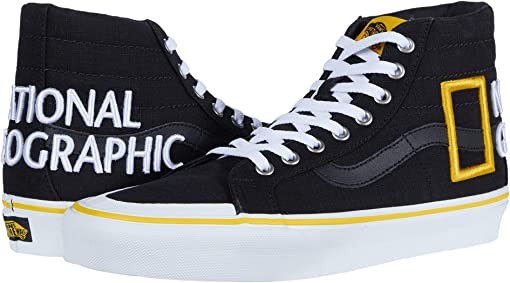 (National Geographic) Logo (SK8-Hi Reissue)