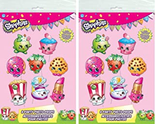 Best shopkins photo booth props Reviews