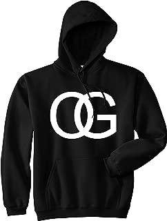 Kings Of NY OG Original Gangsta Gangster Style Green Pullover Hoody Sweatshirt