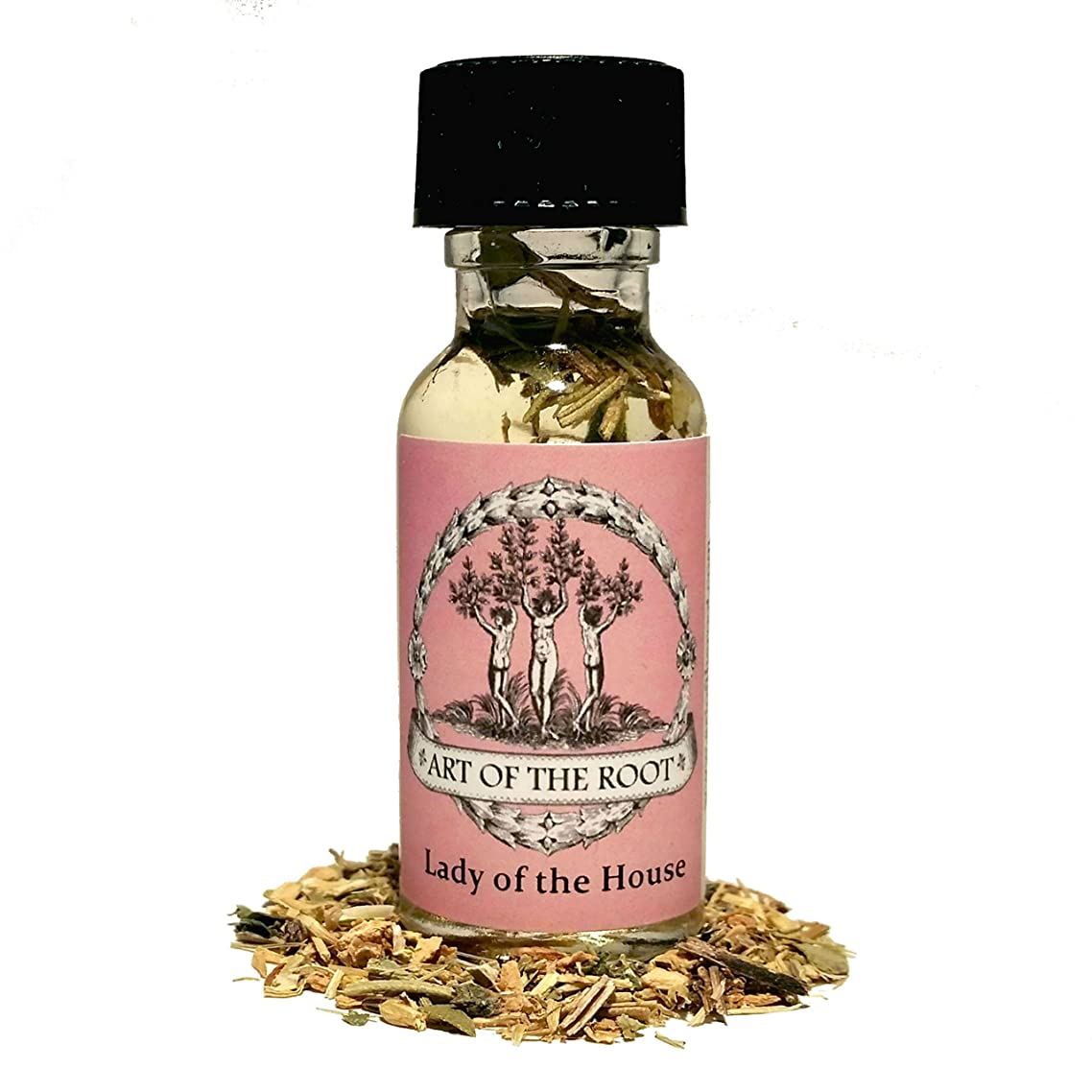 Lady of the House Oil for Respect, Fidelity, & Admiration 1/2 oz Hoodoo Wicca Pagan Voodoo
