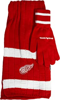 Littlearth Team Color Knit Scarf and Glove Gift Set