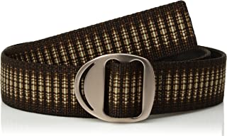 Designs Crescent Money 38mm USA Made Gunmetal Buckle Travel Belt