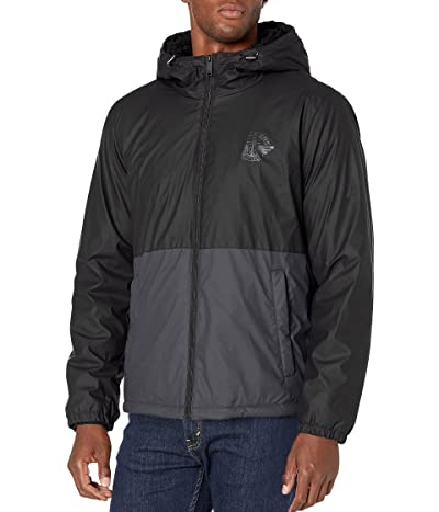 Dockers The Bryce Stretch Sherpa Lined Waterproof Rain Jacket