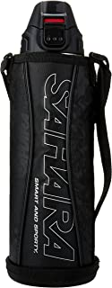Tiger MMN-F100-K Stainless Steel Vacuum Insulated Sports Bottle, 32-Ounce, Black