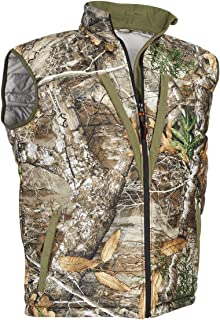 ArcticShield Men's Heat Echo Loft Vest, Realtree Edge, Large