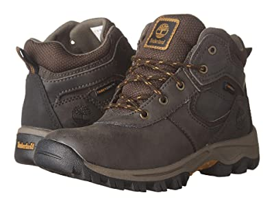 Timberland Kids Mt. Maddsen Mid Waterproof (Little Kid) Boys Shoes