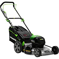 Earthwise 65821 68521 Cordless 58 Volt 4Ah Electric Lawn Mower