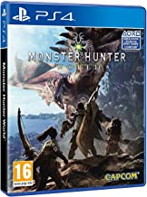 Monster Hunter World Video Game (PS4)