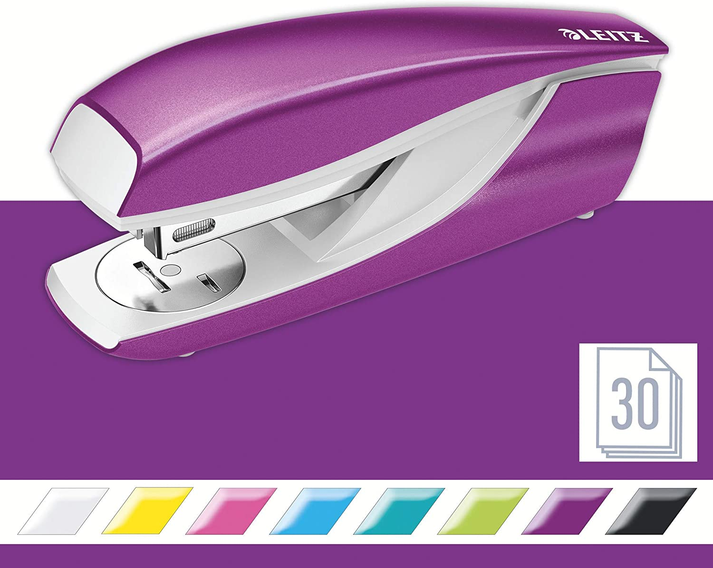 Tucson Mall Leitz 55022062 NeXXt 30sh Blister NEW before selling Stapler Purple -