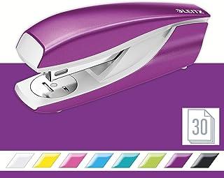 Leitz Wow 55021062 Agrafeuse manuelle Violet Métallisé