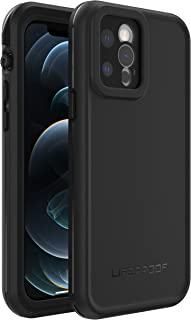 LifeProof Fre, LIVE 360˚ - WATER. DIRT. SNOW. DROP. Four PROOFS. Zero DOUBT. for Apple iPhone 12 Pro - Black