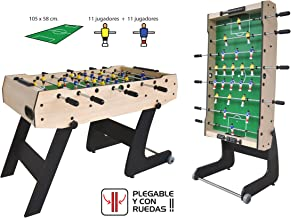 Amazon.es: futbolin plegable