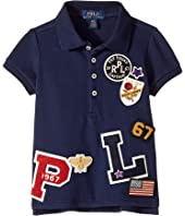 Polo Ralph Lauren Kids - Patch-Embellished Cotton Polo (Toddler)