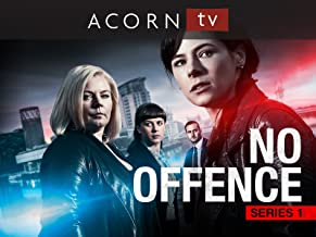 No Offence - Series 1