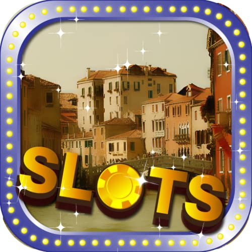 Casino Online Slots : Venice Edition - Free Slots Game With A Big Jackpot For Your Kindle Fire Gambling Fix!