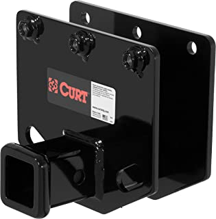 CURT 13442 Class 3 Trailer Hitch, 2-Inch Receiver for Select Toyota Sequoia