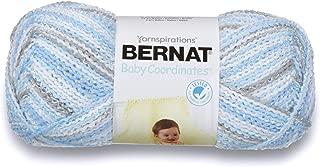 Bernat Baby Coordinates Ombre Yarn, 4.25 oz, Gauge 3 Light, Dove Boy