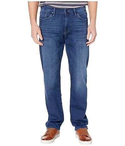 Mavi Jeans Zach Mid-Rise Straight Leg in Shaded Athletic (Shaded Athletic) Men