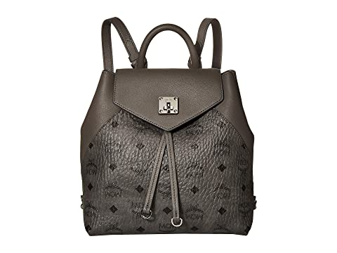 MCM Essential Visetos Original Backpack Small