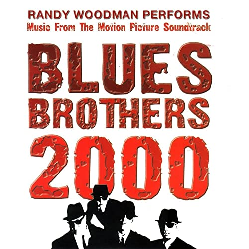 Music From The Movie Blues Brothers 2000 By Randy Woodman On Amazon Music Amazon Com