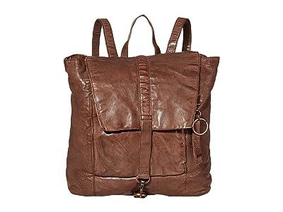 FRYE AND CO. Rubie Backpack (Dark Brown) Backpack Bags