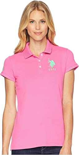 USPA Solid Polo
