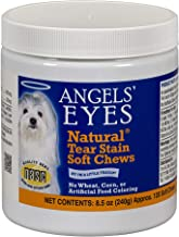 Angel's Eyes 120 Count Natural Chicken Formula Soft Chews for Dogs