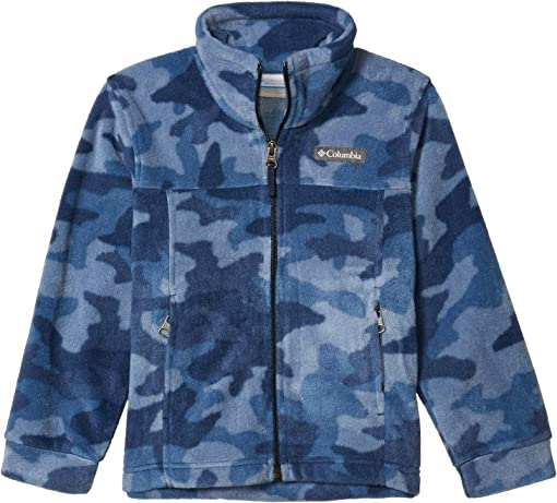 Collegiate Navy Trade Camo