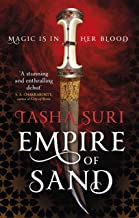Empire of Sand (The Books of Ambha Book 1) (English Edition)