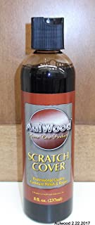 AulWood Aulwood Scratch Cover 8oz America's safest and easiest furniture scratch cover